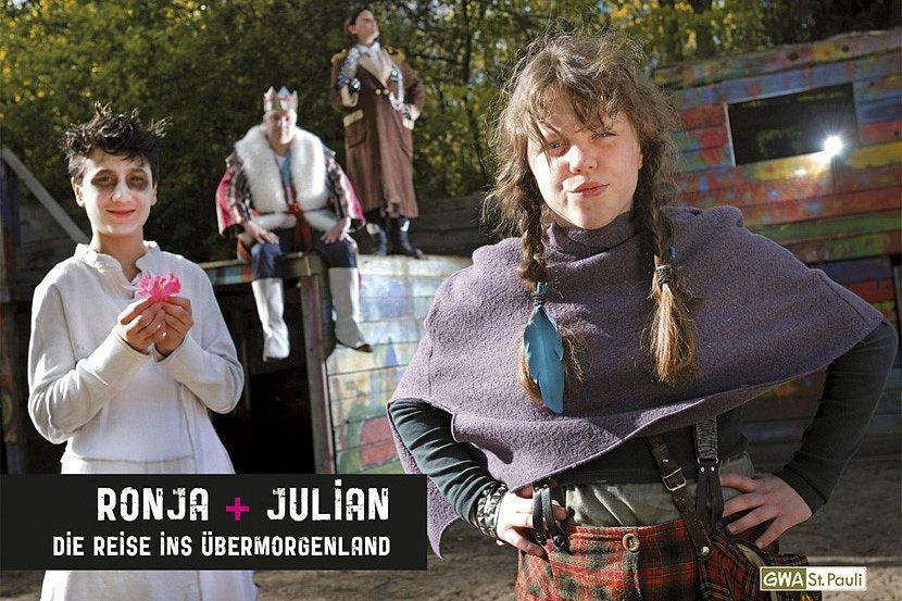 Ronja und Julian
