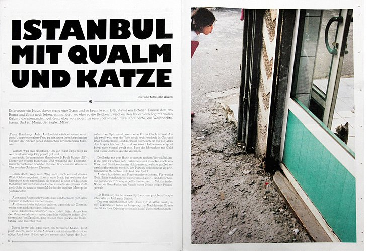 "aus ""Istanbul Animals"" | READ-Magazin"
